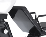 Gloss Black Backrest Shell